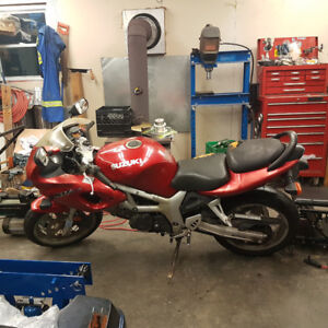 2001 SV650S parts for sale