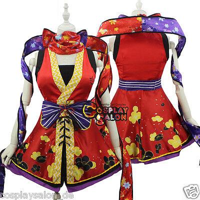 Cosplay Kleidung for LoveLive! Yazawa Nico Kostüm Halloween Dress Oktoberfest (Yazawa Nico Kostüm)