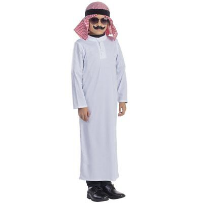 Dress Up America Arabian Sheik Dressing Outfit For - Arabian Dress Up