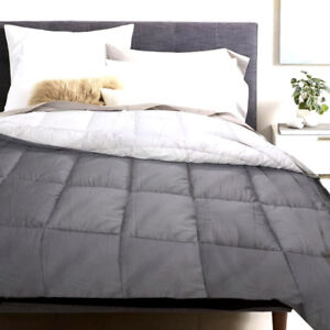 Brand New Soft, Plush Quilted Comforter