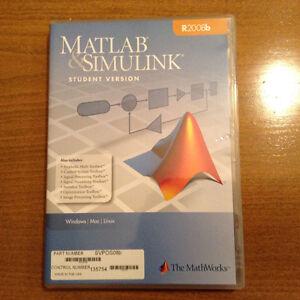 Mathlab & Simulink (Student version) R2008b