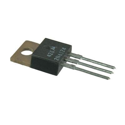 5pc 2n6124 Pnp Power Transistor To-220 Motorola