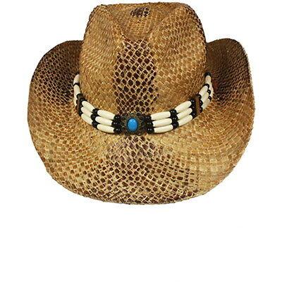 Stroh-cowboy-hut (DISTRESS WESTERNHUT STROH  COWBOYHUT RODEO  WCH AB 017-BLA )