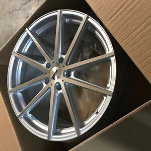 "21"" TSW Bathurst wheels for Cayenne Q7 and Touareg Porsche Audi"