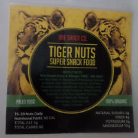 HEALTHY EATING AND TIGER NUTS