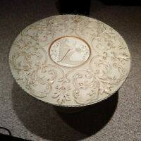 Beautiful accent table - $100