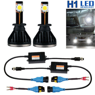 Used, LED H1 Headlight Bulbs 24W Light Bulbs For 2000-2004 Subaru Outback wagon for sale  USA