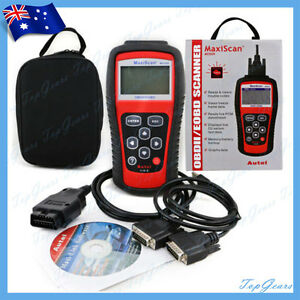 Car/Vehicle Engine Fault Diagnostic Scanner Auto Code Reader OBD2 Can Tool MS509