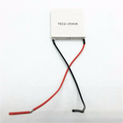 1x Tec2-25408 40mm Double Thermoelectric Cooler Peltier Cooling Plate Module