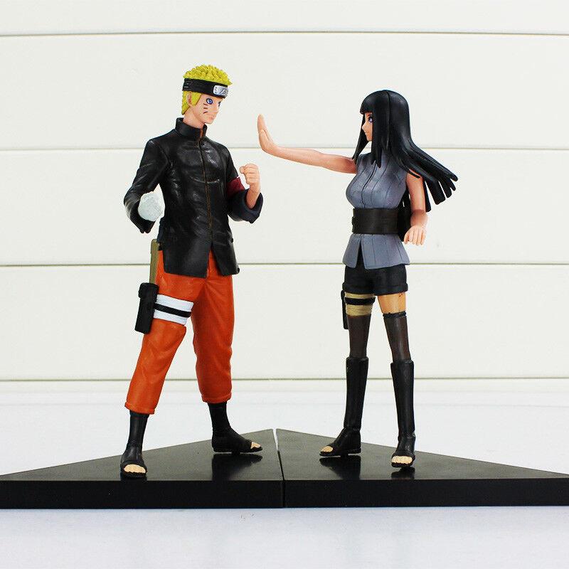 "Amine NARUTO Japan Uzumaki PVC Action Figure Figures Toys Dolls Model 7/"" 18cm"