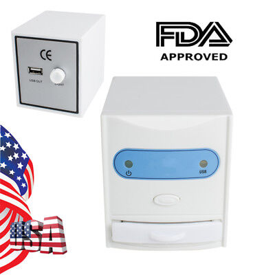 2-5 Day Dental X-ray Xray Film Reader Scanner Viewer Oral Image Converter Usb Ce
