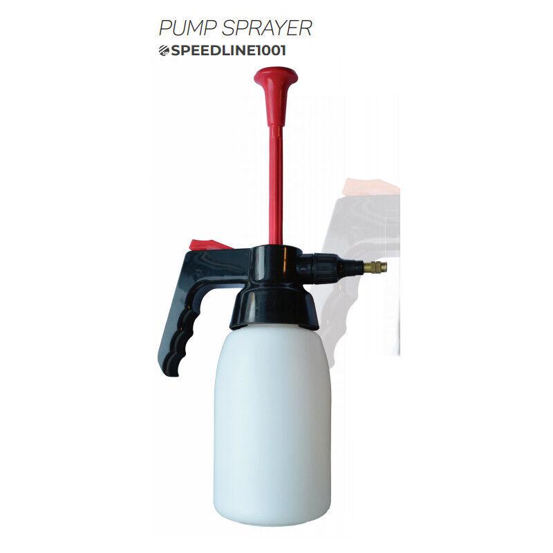 SPEEDLINE Industrial Pump Solvent Sprayer 1ltr with Viton Seals SP1001