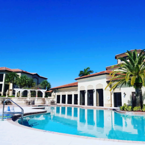 Naples Florida resort style condo available now!
