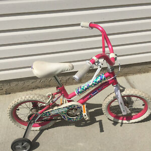 Great first bike with training wheels