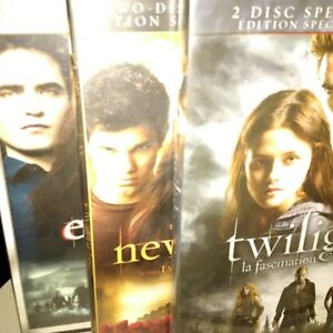 MUST GO, LAST CHANCE!!!  TWILIGHT, NEW MOON AND ECLIPSE