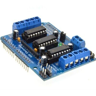 L293d Motor Control Shield Motor Drive Expansion Board For Arduino Motor Shb5n2