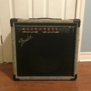 Fender M-80 Guitar Amp