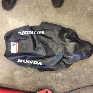 Cuirette  de siège Honda 450r et 450er d'origine