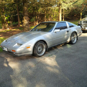 1987 Nissan 300ZX GLL Coupe (2 door)