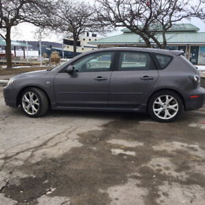 2007 Mazda 3 Sport Hatchback  $ 2750.00 As Is