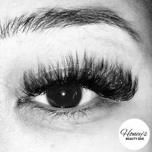 UNLIMITED Eyelash Extension - Anniversary PROMO!!! $20 OFF