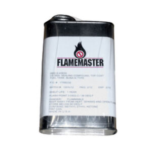 Fuel tank sloshing sealant compound,Flame Master Chem Seal