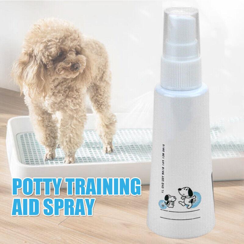 60ml Training Spray Potty Aid Dog And Puppies Puppy Liquid C