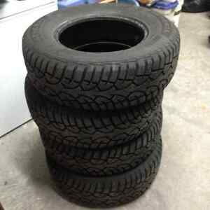 4 General Altimax Arctic Winter tires-REDUCED $125!