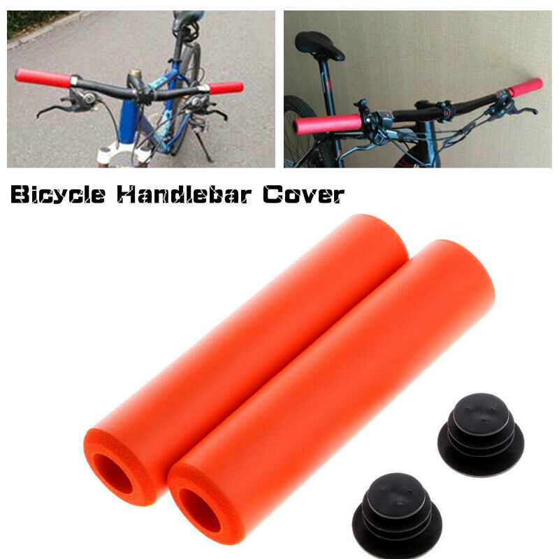 All Colors Handle Bar Sponge Foam Grips for Mountain Bike Scooter Bicycle