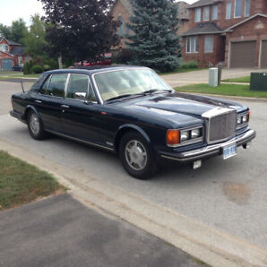 1987 Bentley Eight Reduced Price
