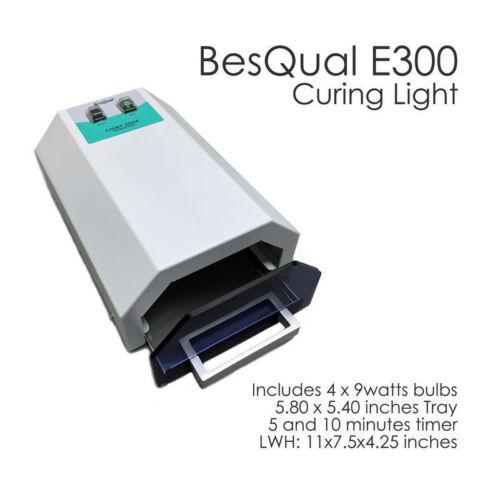 BesQual E300 Curing Light Dental Light Cure Oven