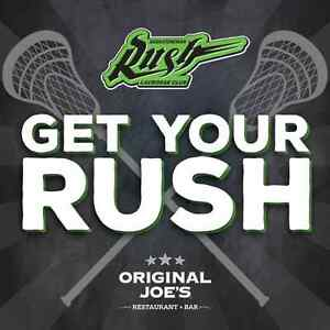 Original Joe's Rush Bus / Tickets