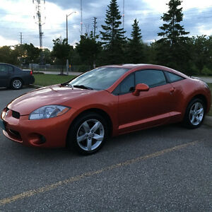 2007 Mitsubishi Eclipse *E-tested & Certified*