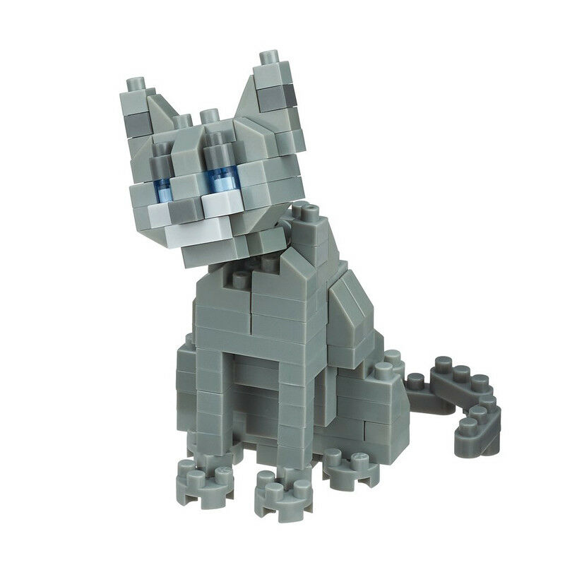 Building Blocks Nanoblocks Nano NBC-300 NEW NANOBLOCK Alpaca /& Baby