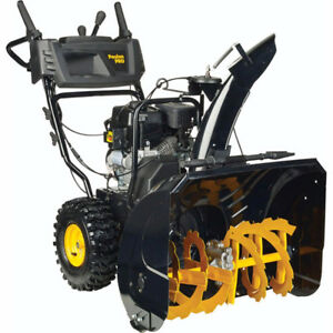 Dual Stage Snow Blower - Excellent Condition - $575