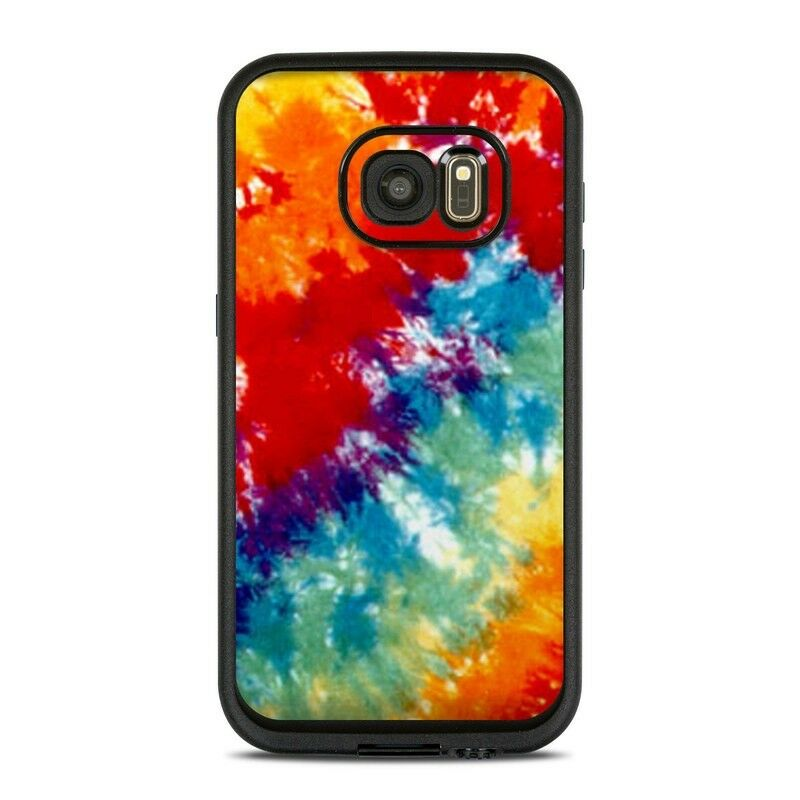 Skin for LifeProof FRE Galaxy S7 - Tie Dyed - Sticker Decal