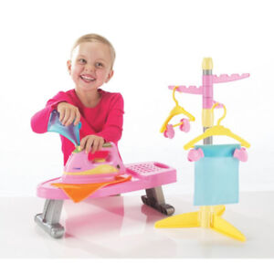 NEW: Light & Sound Ironing Playset