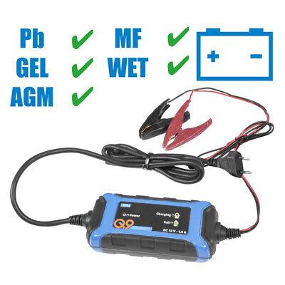 5a Batterie-ladegerät (Güde Automatik Betterieladegerät Batterielader GAB 12V-1,5A Batterie Ladegerät)