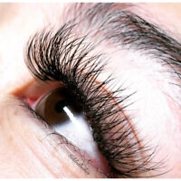 CHRISTMAS PROMO: Full set of lash extensions from $60 NW Calgary