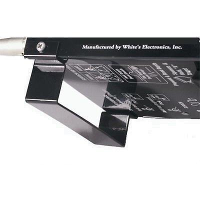 "White's Metal Detector Stand ""Matte"" Black for DFX, XLT, MXT, & M6 502-0028-MB"