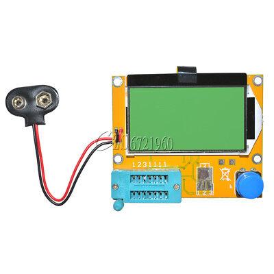 Lcr-t4 Esr Transistor Tester Diode Triode Capacitance Scr Inductance Mega328