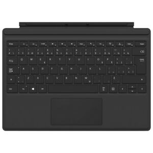Microsoft Surface Pro Type Cover - Black - NEW (open box)
