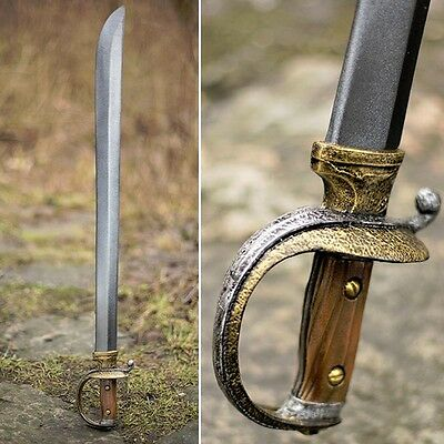 Latex Pirate Cutlass - LARP Weaponry - Ideal For Roleplay Events Games