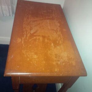Small Desk (Solid Wood) Kingston Kingston Area image 4