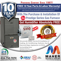 Furnace,AC,TANKLESS,WATER HEATER repair and Installation