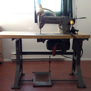 Machine a coudre commercial industriel dans grand for Machine a coudre kijiji