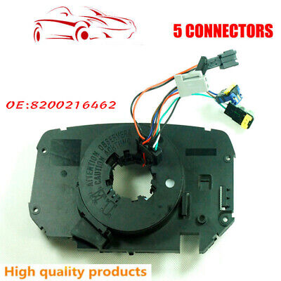 For RENAULT MEGANE 2 MK ll WAGON 2002 2016 Clock Spring Spiral Cable AirBag
