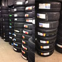 """14-16"""" DISCOUNTED NAME BRAND TIRES *FREE INSTALLATION, SAVE BIG*"""