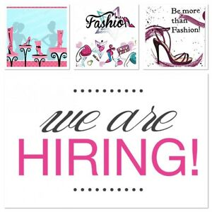Fashion Clothing Processor Position