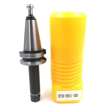 Bt30 Toolholder Er11 Collet Chuck Hss Balance G2.5 30000rpm Cnc Milling Machine